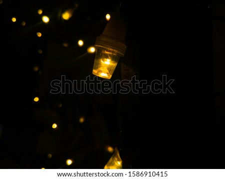 Light glows in Dark! They make the events brighter. #1586910415