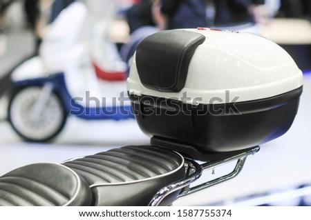 The beautiful Motorcycle storage bag #1587755374
