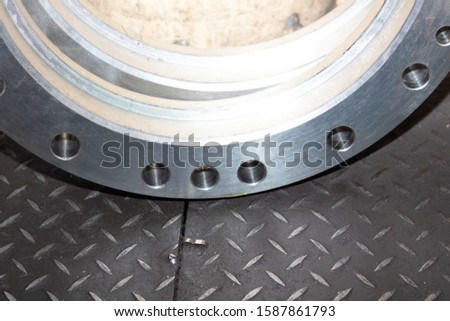 Steel products from a german factory, Siegen,Germany. #1587861793