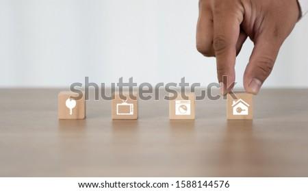 home Health Insurance Concept healthcare medical financial concept emoticon icons #1588144576