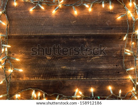 christmas light background, colorful light version available
