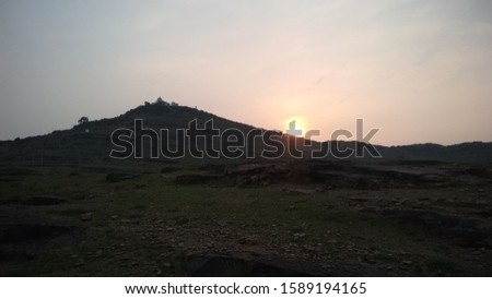 Sun Rises and sun set , Pani Raiza , Sher Shah tomb  #1589194165
