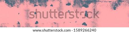 Digital Pattern Circles. Watercolor Tie Dye. Creased Paper. Hand Drawn Batik. Artwork with pink, rose, peach, coral, grey colors. #1589266240