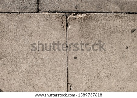 Close up of Concrete background textured tiles  #1589737618