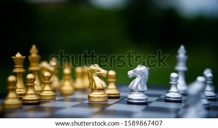 Chess, board games for concepts and contests, and strategies for business success ideas #1589867407
