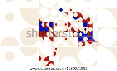 Digital effects. Vibrant abstract background. Colorful pattern. Geometric texture. Festive decoration. #1590071083