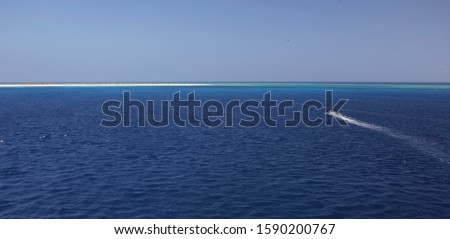 Scenic view of the Nature Reserve of East Diamond Island, Australia #1590200767