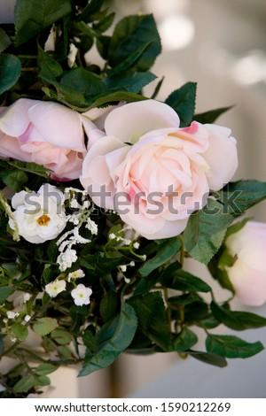 Close up of flower bouquet #1590212269