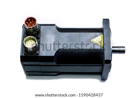 Electric motors (AC servo motor, DC brush-less motor, and stepping motor) #1590428437