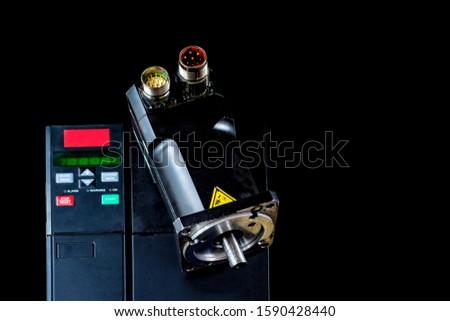 Electric motors (AC servo motor, DC brush-less motor, and stepping motor) #1590428440