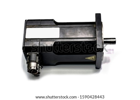 Electric motors (AC servo motor, DC brush-less motor, and stepping motor) #1590428443