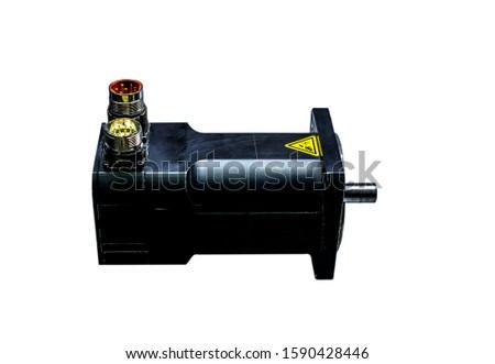 Electric motors (AC servo motor, DC brush-less motor, and stepping motor) #1590428446