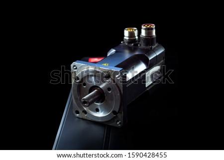 Electric motors (AC servo motor, DC brush-less motor, and stepping motor) #1590428455