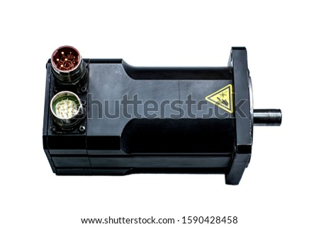 Electric motors (AC servo motor, DC brush-less motor, and stepping motor) #1590428458
