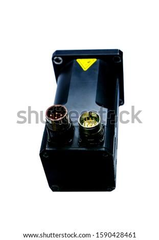 Electric motors (AC servo motor, DC brush-less motor, and stepping motor) #1590428461