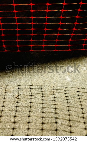 abstract background.    Abstract, minimalistic photograph of the charming and thought-provoking simplicity of lines, patterns, shapes, structures, textured surface #1592075542