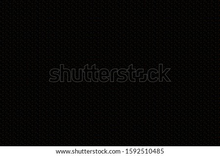 Colorful stars pattern and black background #1592510485