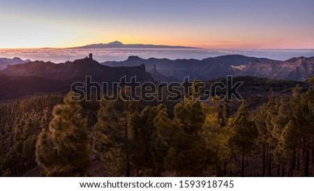 Gran Canaria, Pico de las Nieves #1593918745
