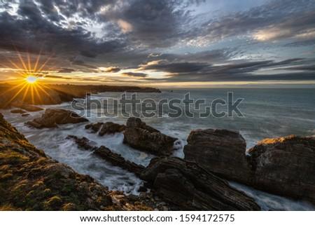 Sea enraged on the coast of Cantabrico! #1594172575