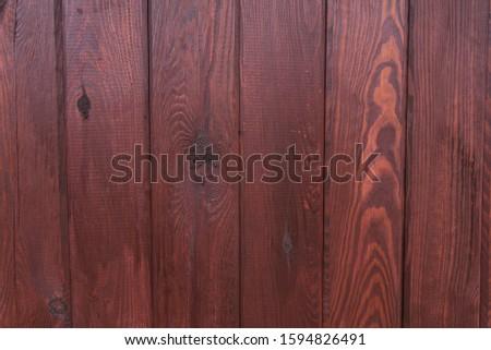 wooden boards painted dark bronze #1594826491
