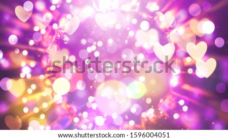 Abstract Bokeh Lights with soft background of different colors. jpeg format