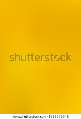 A4 golden gradient. vetor blurred texture. Metallic luxury illustration. Shine yellow template #1596376348