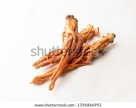 Korea Red Ginseng, Healthy Foods #1596866992