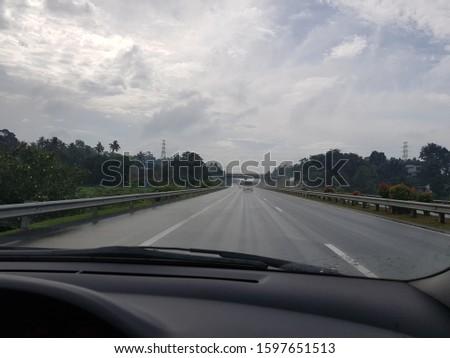 A drive along the highway from Kadawatha to Athurugiriya  #1597651513