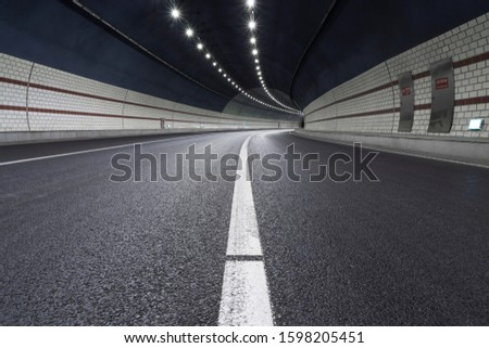 Winding roads, highways;The endless national highway #1598205451