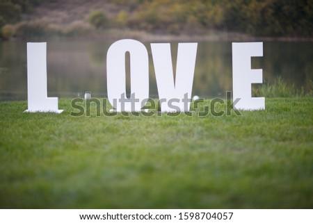 Wedding hippie nature decoration. Wedding ceremony #1598704057