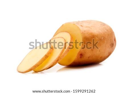 potatoes, potato salads . potato with bag #1599291262