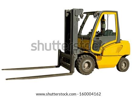 Forklift #160004162