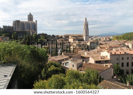 Spain. Streets, buildings and structures. Attractions #1600564327