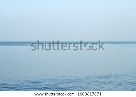 Clear sea with Clear sky #1600617871