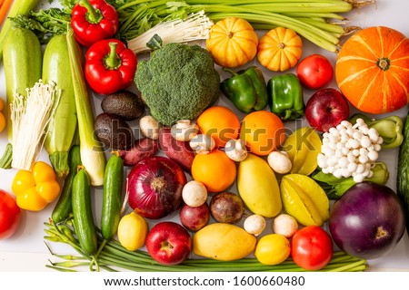 Buy organic nutrition from fresh vegetables #1600660480