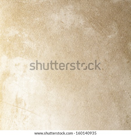 The paper texture background: use for all design and creative works with space to input wording #160140935