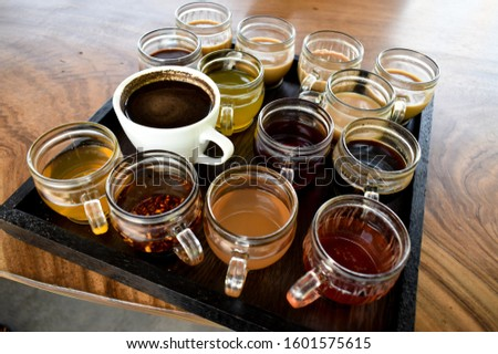 Coffee and tea not only provide cozy morning rituals and boosts of energy during midday slumps; these hot drinks have also been long acknowledged for their medicinal properties, caffeine & antioxidant #1601575615