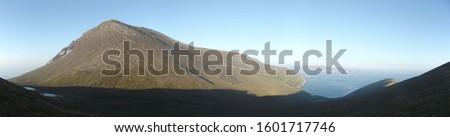 Falaises d'Achill Island (Moyteoge Head, Le Mayo, Ireland, Great Britain, Europe) #1601717746