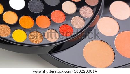 a big set of eyeshadows #1602203014