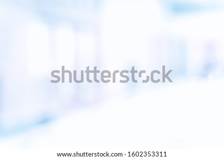 BLURRED MEDICAL BACKGROUND, WHITE OFFICE BACKGROUND
