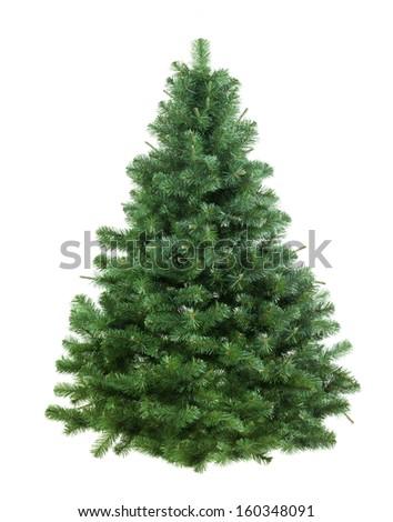 christmas tree #160348091