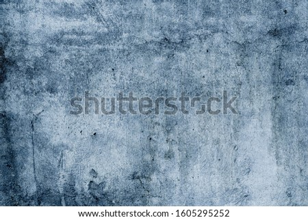 Concrete surface, old wall can be used as a background Rough surfaces with scratches and cracks #1605295252
