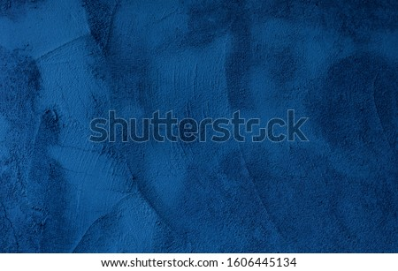 Beautiful Abstract Grunge Decorative Navy Blue