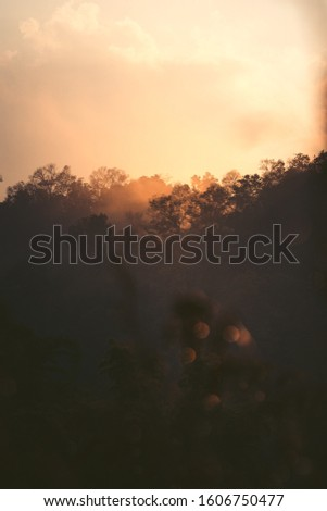 Morning light, sunrise on the mountain - morning nature Morning light, sunrise on the mountain - morning nature #1606750477