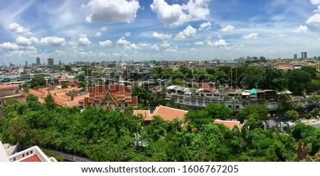 Amazing Bangkok - the capital of Thailand. #1606767205