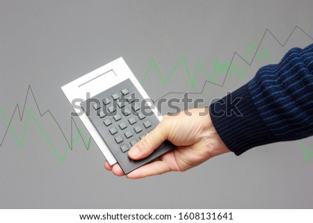 Calculating machine to make financial calculations, mathematical calculations; it is used by accountants, students, scientists and normal people to reach the end of the month #1608131641