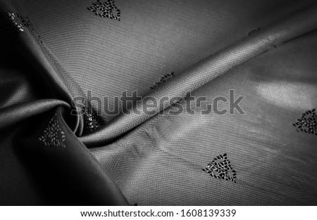 texture, background, pattern, pattern, chocolate, silk fabric, Gray black fine pattern, pattern, representing a combination of lines, colors, shadows. #1608139339