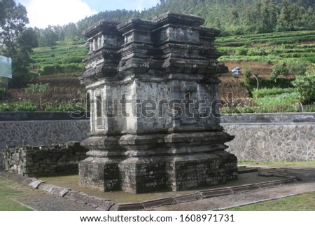 the arjuna temple complex, Dieng, Wonosobo, central java #1608971731