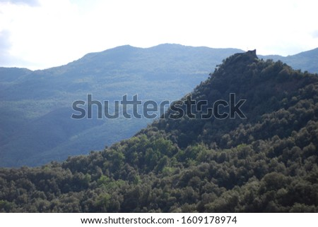 landscape of some good looking mountains #1609178974