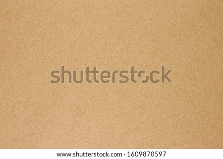 Paper texture brown sheet background Royalty-Free Stock Photo #1609870597